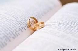 Pacs et mariage : déclaration d'impôt commune ou séparée?