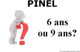 Pinel : engagement de 6  ans ou 9 ans sur la déclaration d'impôt?