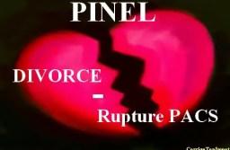 Réduction d'impôt Pinel en cas de divorce ou séparation de PACS.