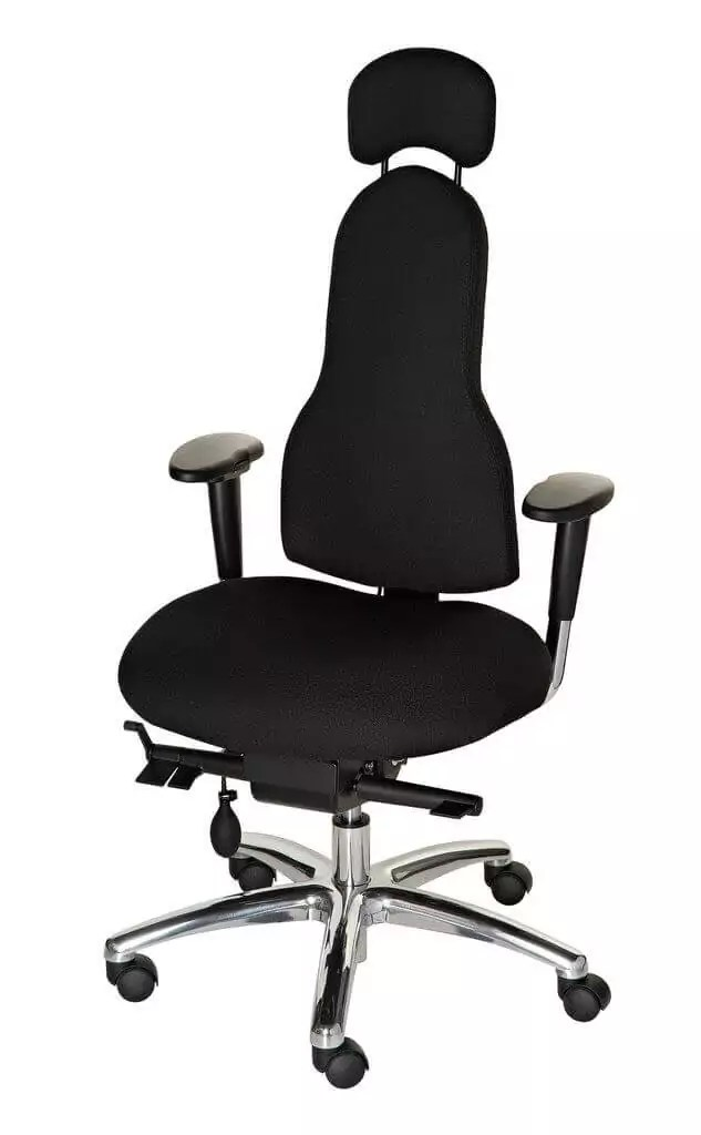 office chairs for sciatica mies van der rohe chair our best nerve issues corrigo libero specialist ergonomic black