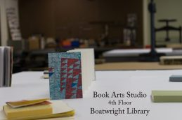 Book Arts Studio