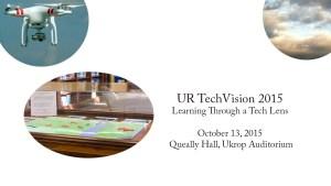 UR TechVision Logo