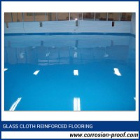 Glass Cloth Reinforced Flooring, Manufacturer, India