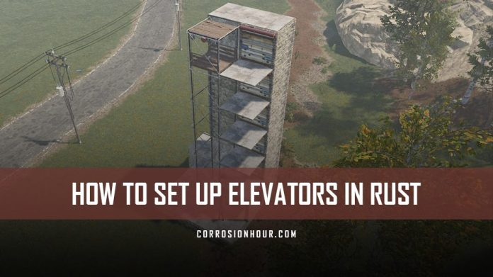 How To Set Up Elevators In Rust How To Guides