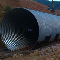 Aluminum Galvanized Culvert Pictures to Pin on Pinterest