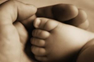 reflexologie voor baby