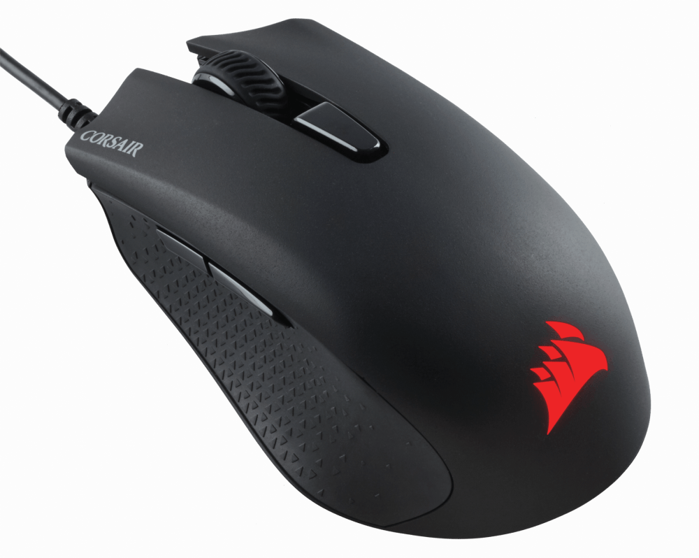 medium resolution of the harpoon rgb mouse is built to perform featuring a 6000 dpi optical gaming sensor with advanced tracking for precise control and lightweight