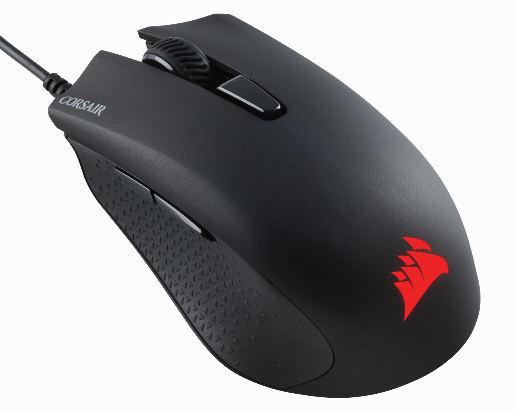hight resolution of the harpoon rgb mouse is built to perform featuring a 6000 dpi optical gaming sensor with advanced tracking for precise control and lightweight