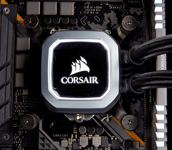 Corsair Hydro Series H75 Liquid Cpu Cooler 2018 Cw-9060035-ww In Uae Dubai