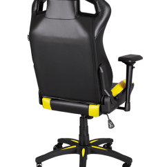 Gaming Chairs Hammock Chair Stand Amazon T1 Race T2 Road Warrior Corsair You Ll Want To Sit Down For This