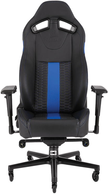 comfortable chair for gaming baseball and ottoman t1 race t2 road warrior chairs corsair explore features