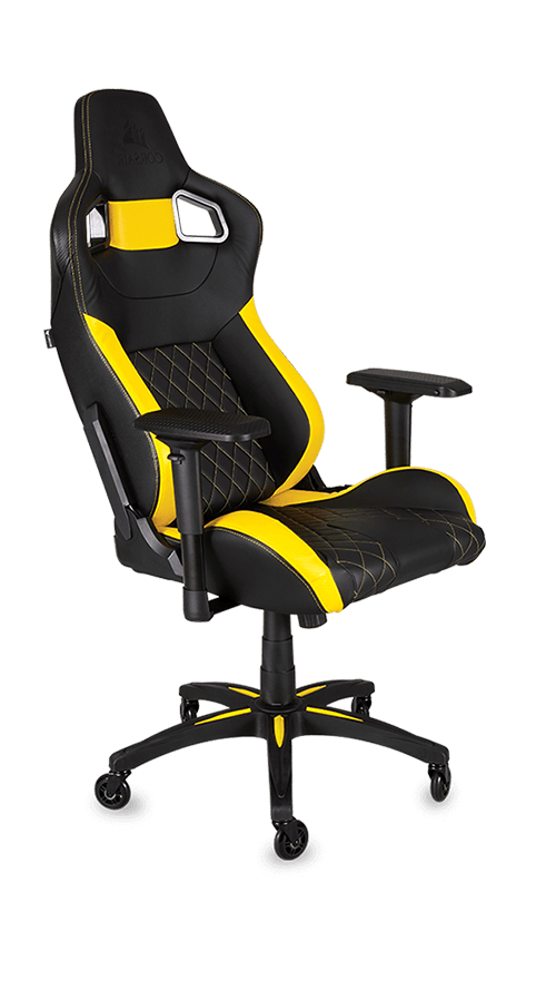 custom gaming chairs peppa pig table and t1 race t2 road warrior corsair you ll want to sit down for this