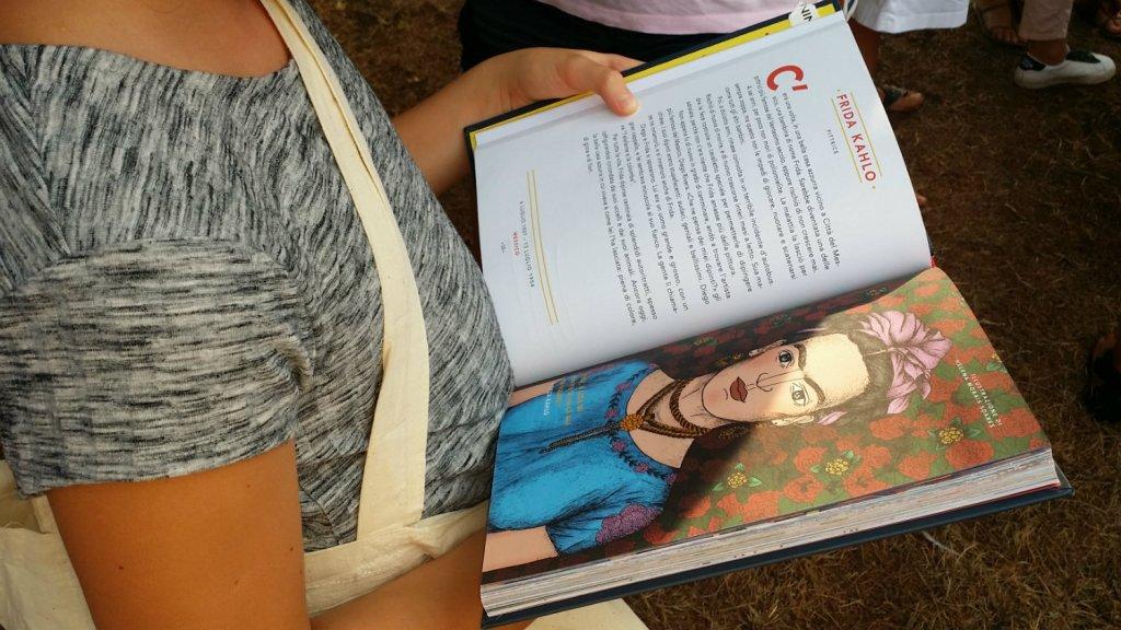 Storie della Buonanotte per Bambine Ribelli al Festivaletteratura 2017