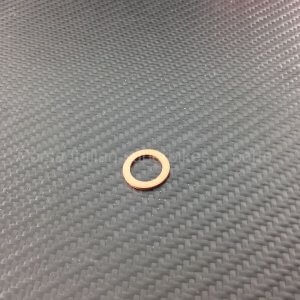 Ducati copper washer / gasket 85250231A