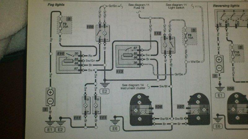 Opel Corsa B Wiring Schematic