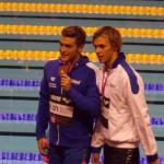 Berlino 2014 - tanti sorrisi per i campioni del mezzofondo