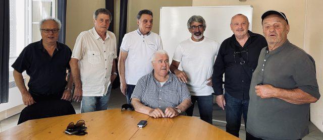 Tarrituriali : Novu cumunicatu di stampa di i 7 naziunalisti storichi