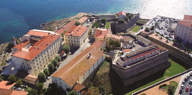Citadelle d'Ajaccio – Enfin !