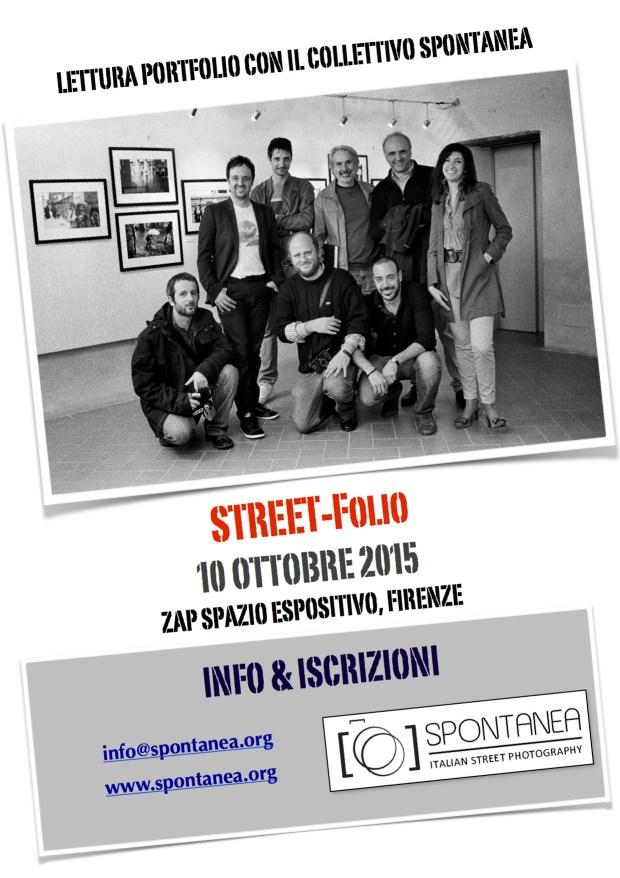 lettura portfolio Firenze