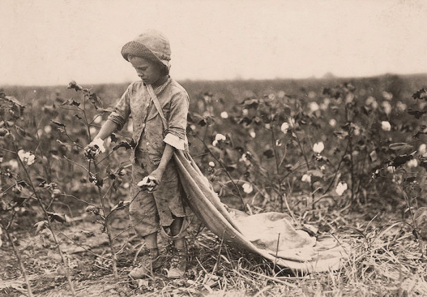 Lewis Hine -cotton