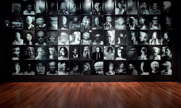 "Trent Parke. ""Camera is God"", 2014"