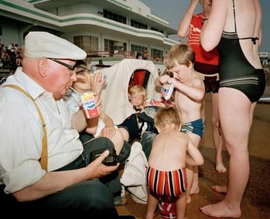 GB. England. New Brighton. 1985.