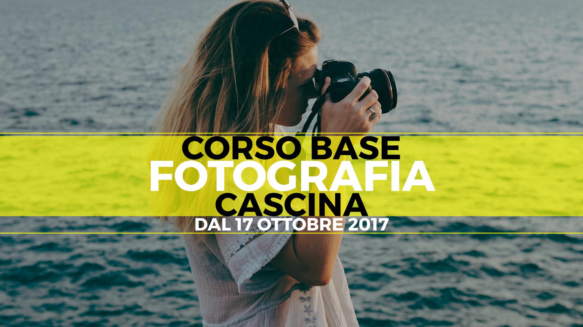 Corso Base Di Fotografia Ed Elaborazione Digitale – Cascina