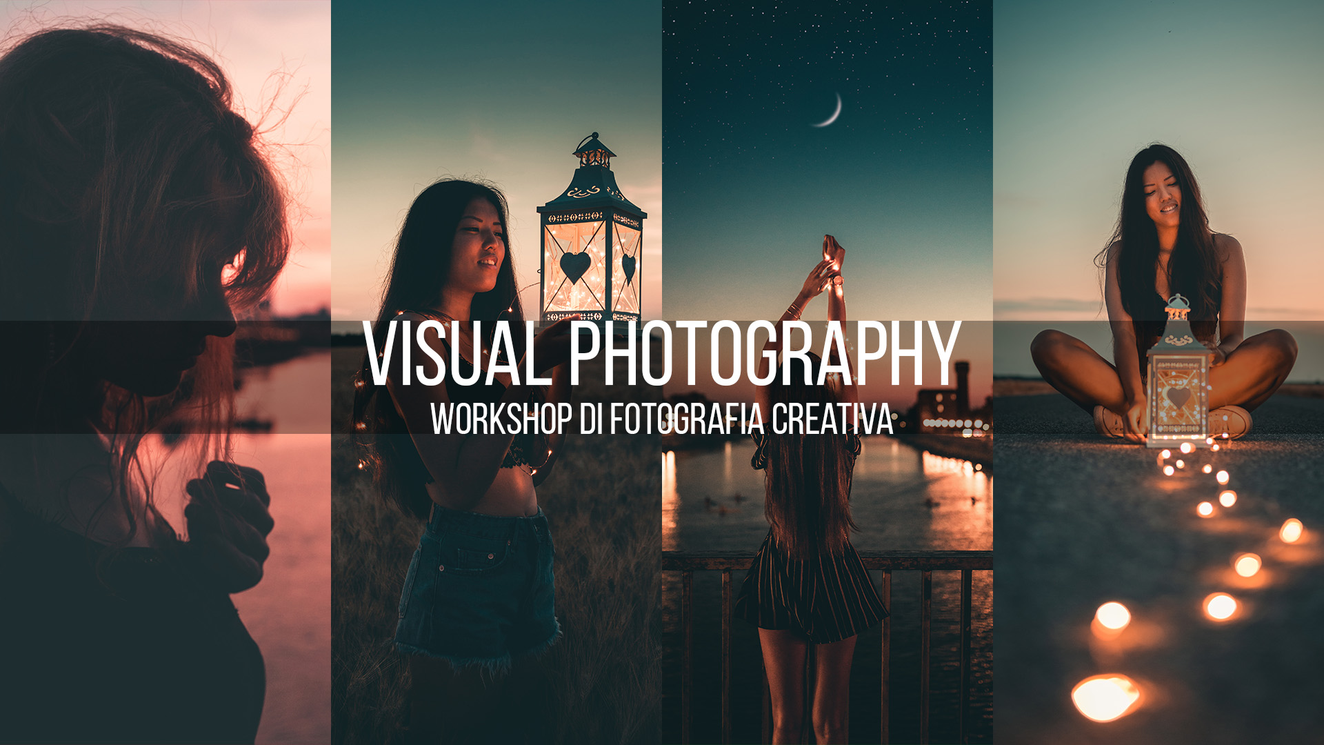 Workshop Visual Photography & Fotografia Creativa – 11 Novembre 2017