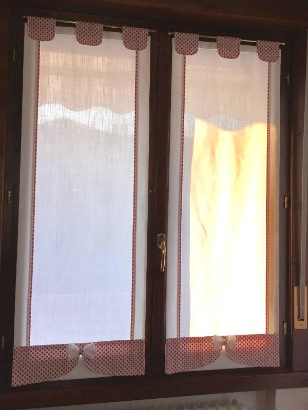 Tende per interni  Corsini Tendaggi Parma