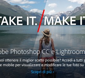come comprare photoshop