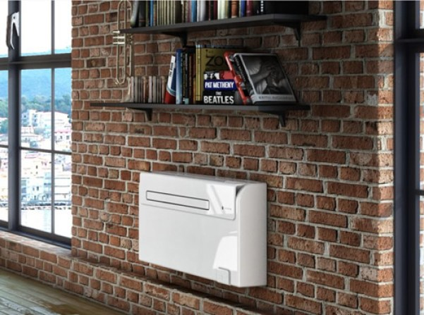 condizionatori e climatizzatori fissi nascosti