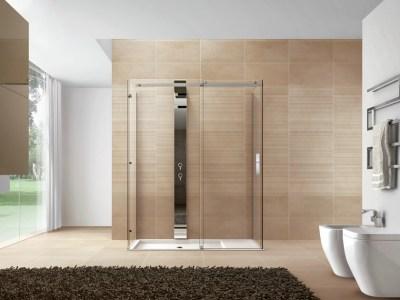 arredare un bagno quadrato e piccolo