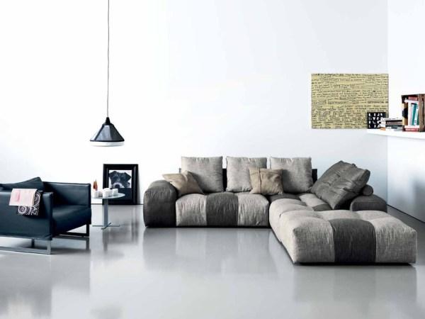 divani fissi affiancati