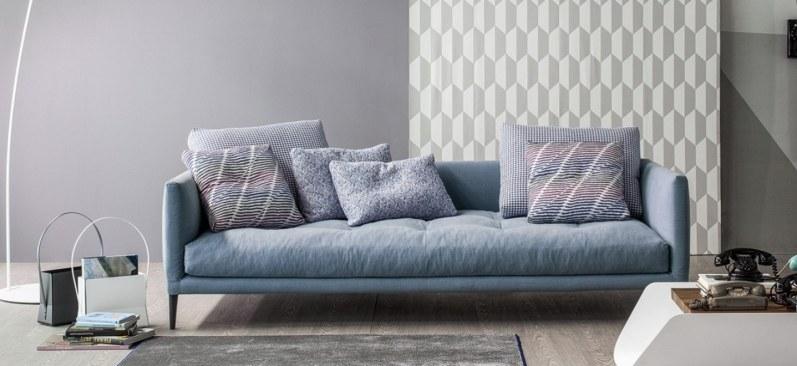 divano fisso soffice