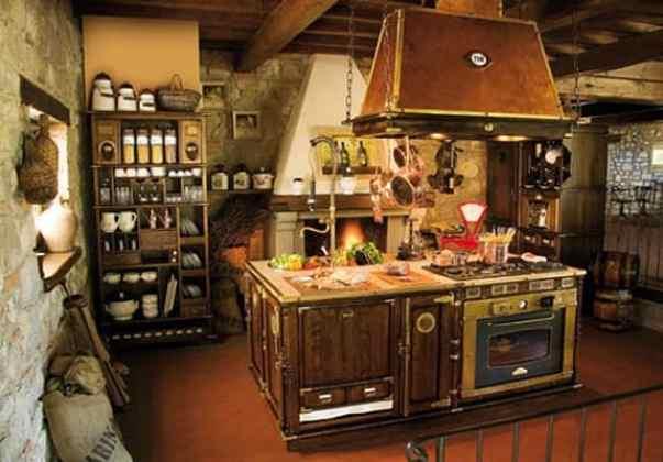 oggettisticaa vista per la cucina