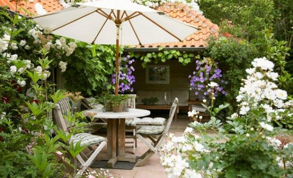 Arredare il Giardino Stile Classico