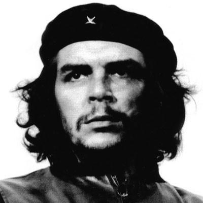 Che Guevara telefono rosso bitcoin dalla teoria alla pratica
