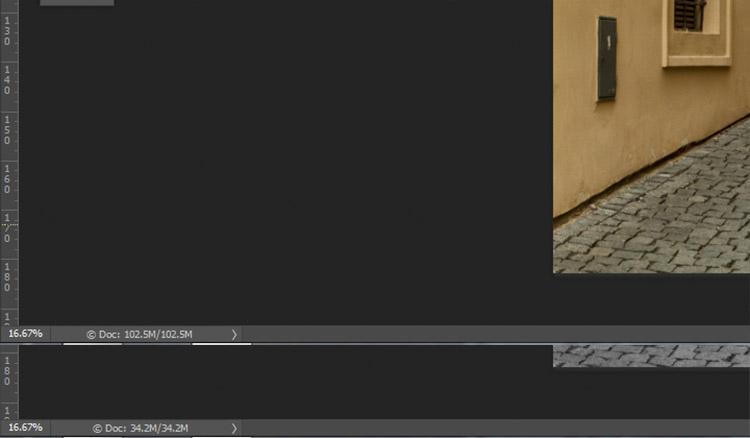 In questa schermata puoi vedere quanta informazione viene persa effettuando una conversione in scala di grigi. Dall'immagine sopra, almeno i 2/3 dei dati vengono persi rispetto all'immagine originale.