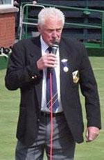 Bill Cumming – President 2012