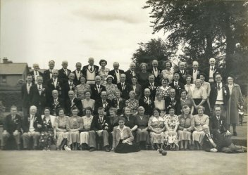 The First Corstorphine Bowling Club Tour - Irish Tour 1951