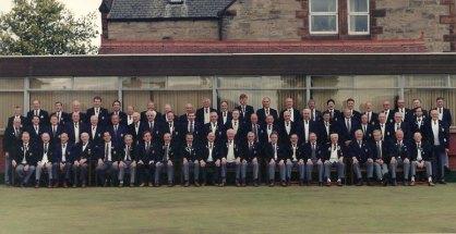 Centenary group photo 1990