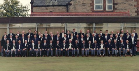Centenary group photo 1990