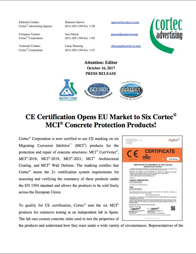 ce certificate pfd copy