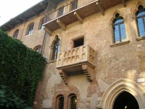 Balcone di Giulietta