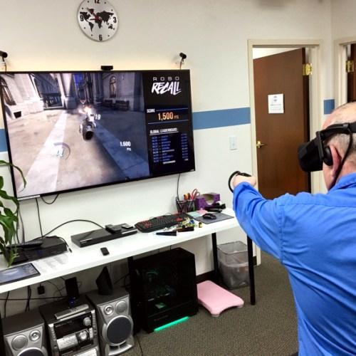 Cortex CoGamimg Center | Fuquay-Varina, NC | Oculus Rift Virtual Reality Gaming