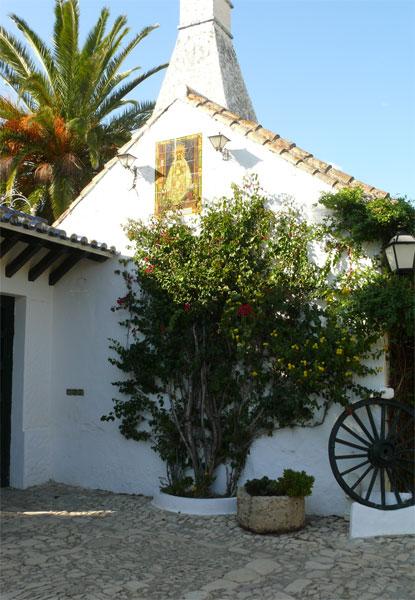 Cortijo de Fras Jerez Frontera Cadiz Turismo rural