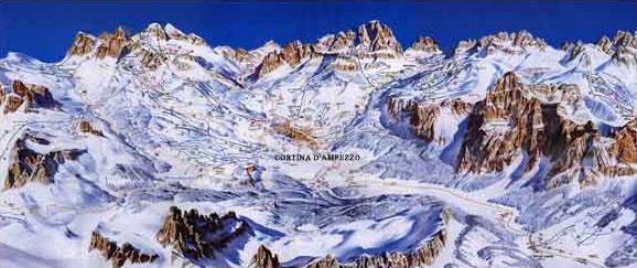 montagne cortina Informazioni su Cortina DAmpezzo e Dolomiti