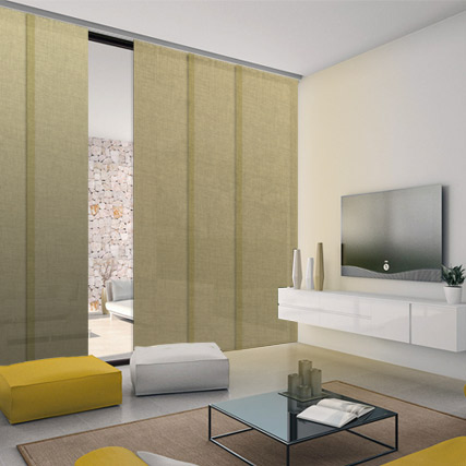 LinoCortiPanel japons en Cortinadecor