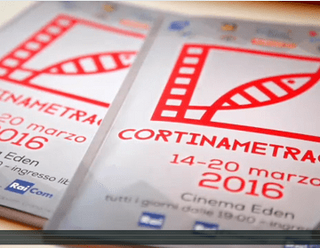 COMING SOON – CORTINAMETRAGGIO 2016