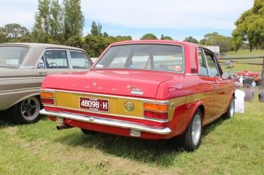 Cortina Mk2 Red